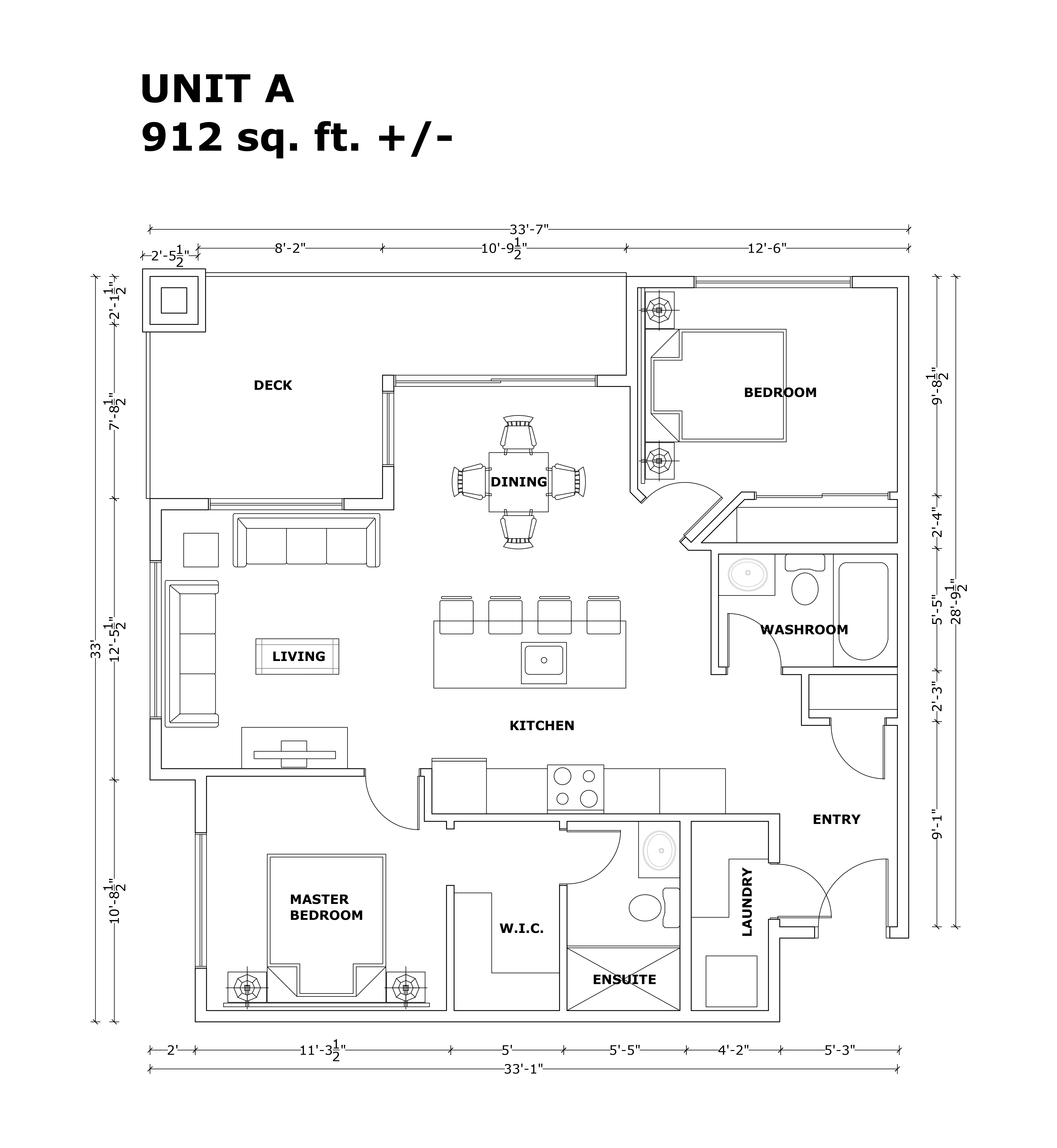 The Imperial - 1 Bedroom/1 Bath